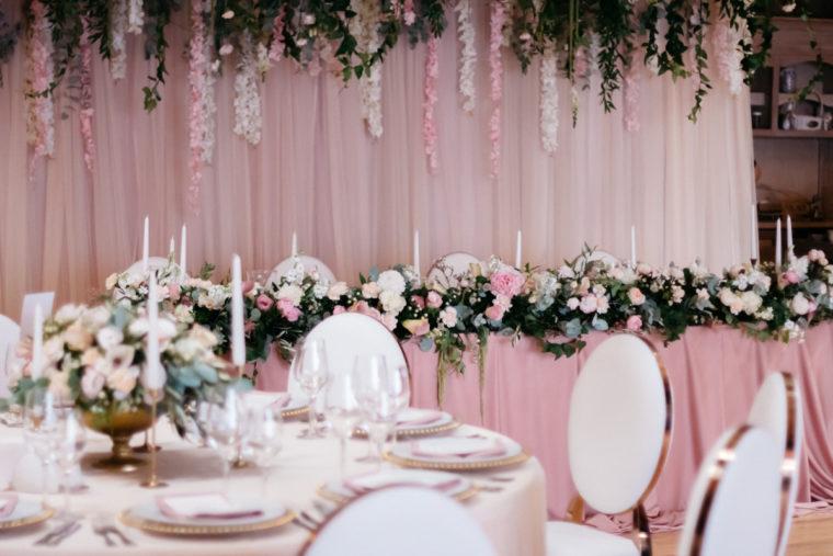 Топ 11 ресторанов Киева для свадебного банкета с выездной церемонией.
